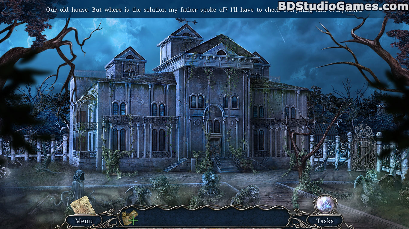 Stormhill Mystery: Family Shadows Collector's Edition Free Download Screenshots 4
