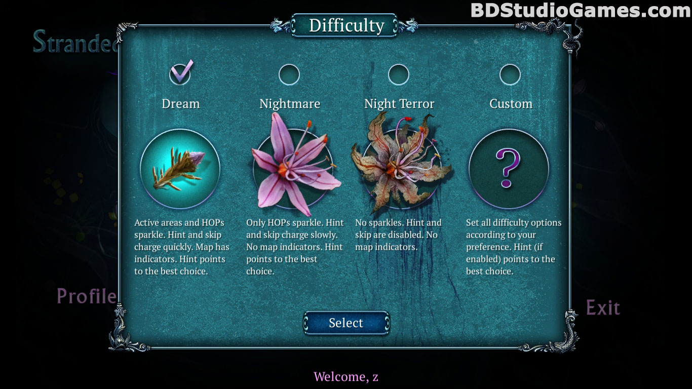Stranded Dreamscapes: River of Souls Collector's Edition Free Download Screenshots 2