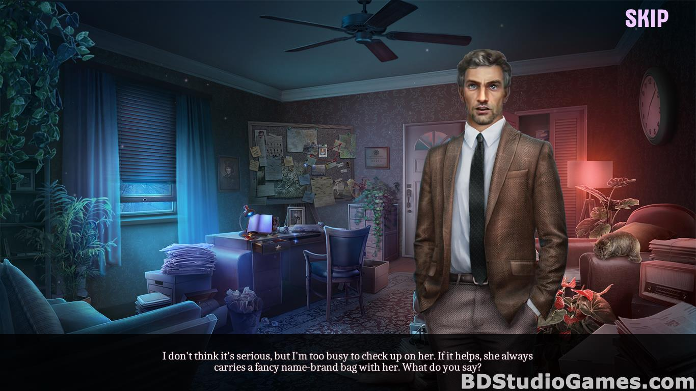 Strange Investigations: Becoming Collector's Edition Free Download Screenshots 18