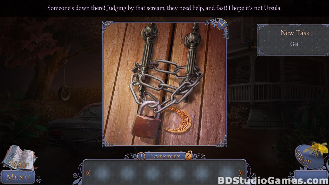 Strange Investigations: Becoming Collector's Edition Free Download Screenshots 06