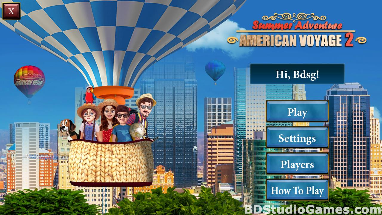 Summer Adventure: American Voyage 2 Free Download Screenshots 01