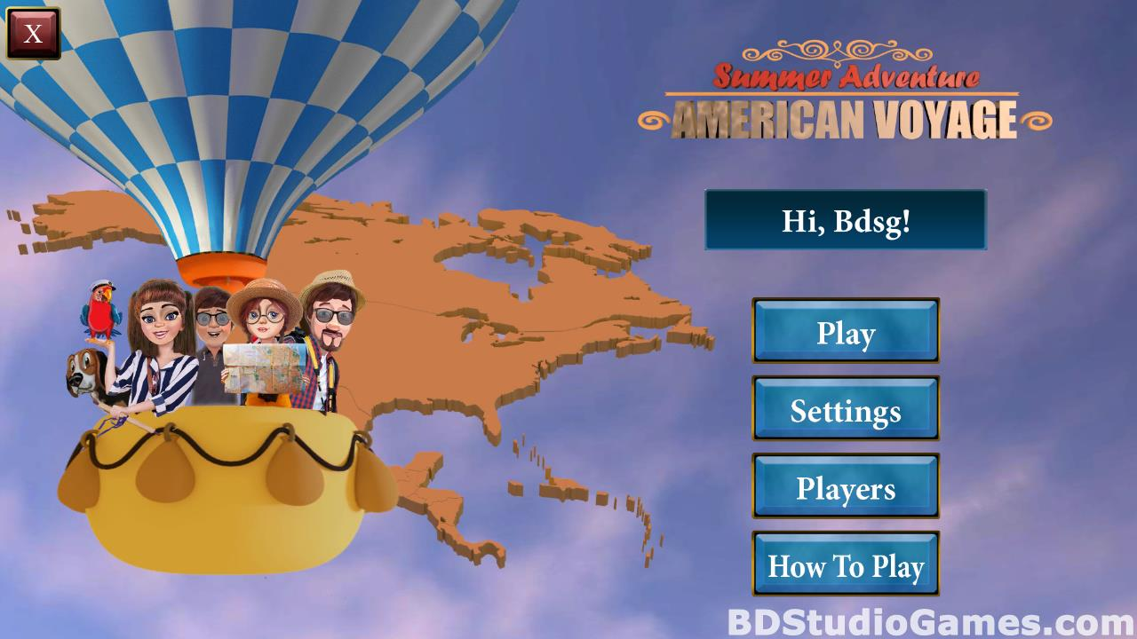 Summer Adventure: American Voyage Free Download Screenshots 01
