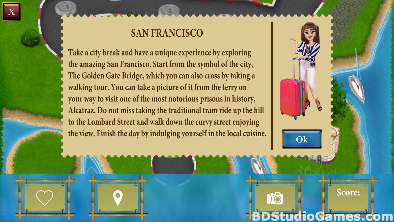 Summer Adventure: American Voyage Free Download Screenshots 03
