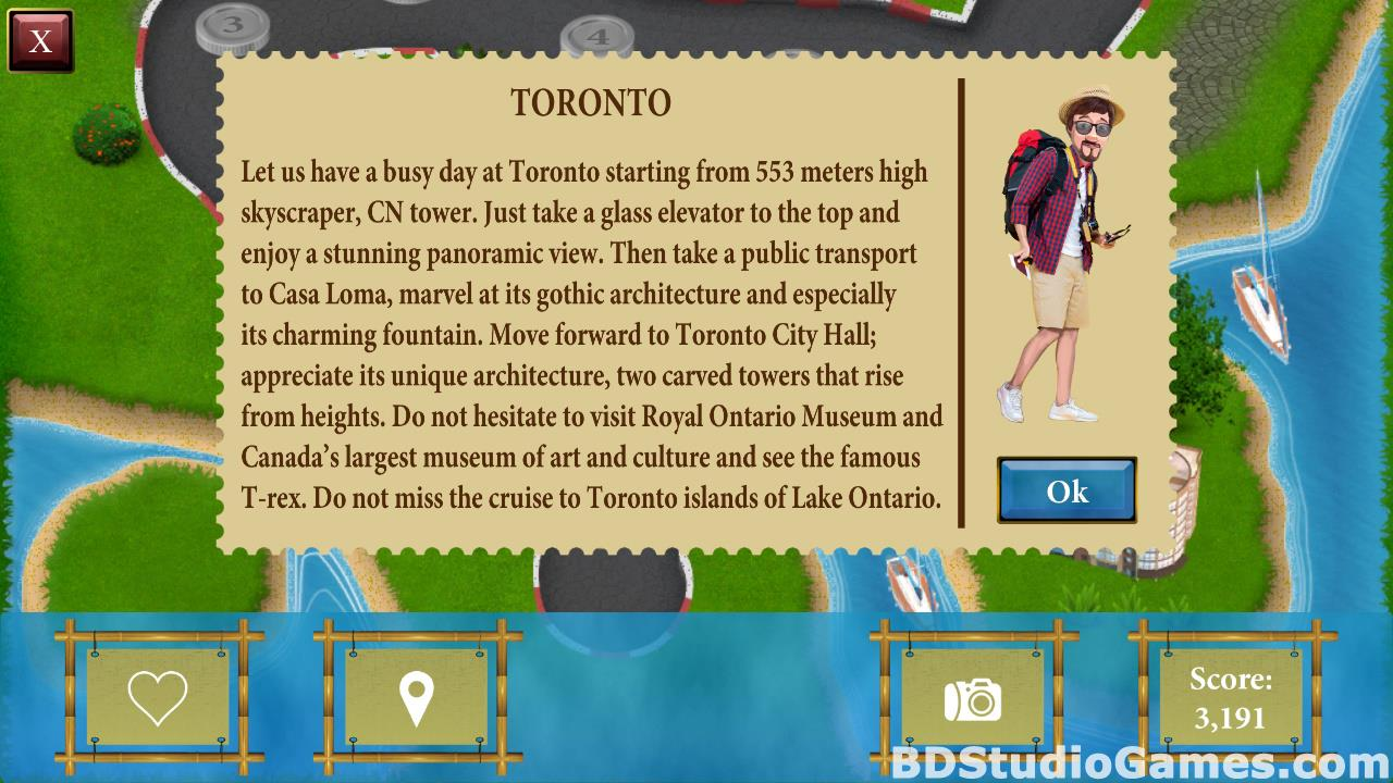 Summer Adventure: American Voyage Free Download Screenshots 08