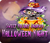 Sweet Holiday Jigsaws: Halloween Night Free Download