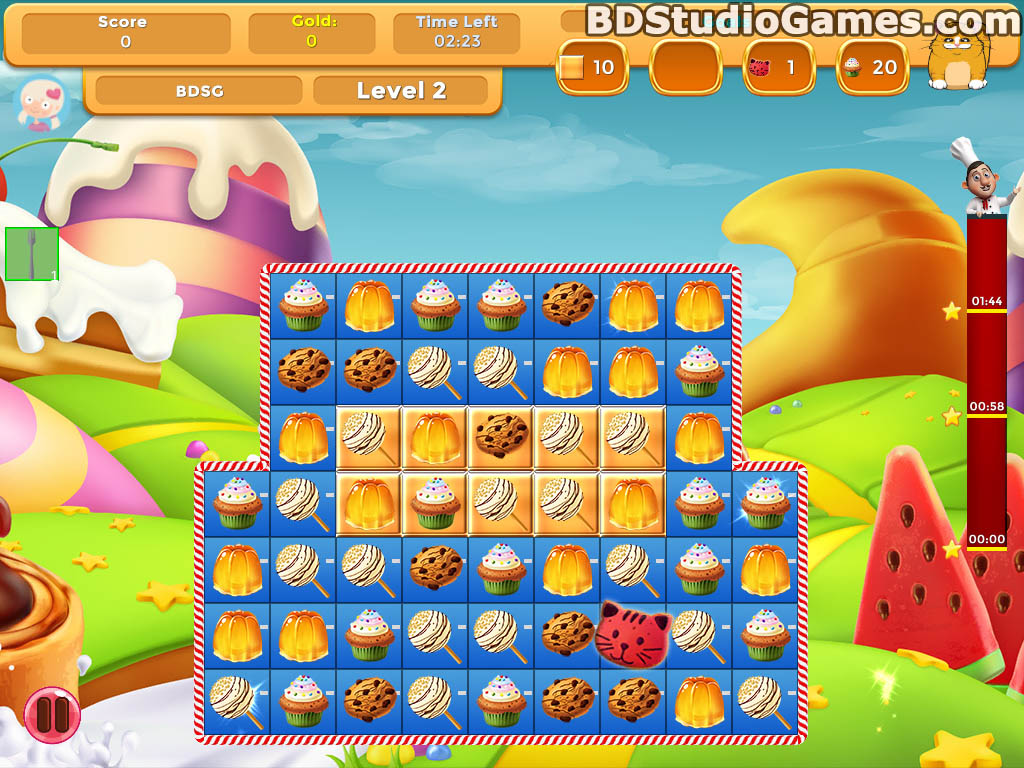 Sweet Treats: Fresh Daily Free Download Screenshots 10