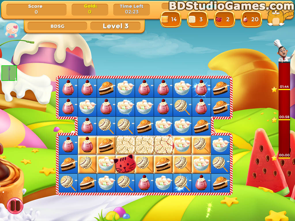 Sweet Treats: Fresh Daily Free Download Screenshots 11