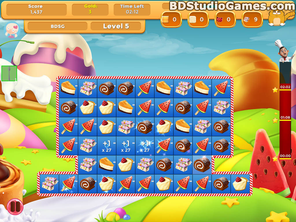 Sweet Treats: Fresh Daily Free Download Screenshots 15