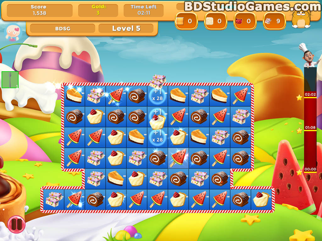 Sweet Treats: Fresh Daily Free Download Screenshots 16