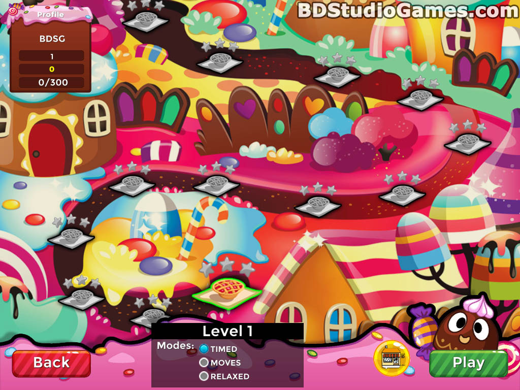 Sweet Treats: Fresh Daily Free Download Screenshots 03