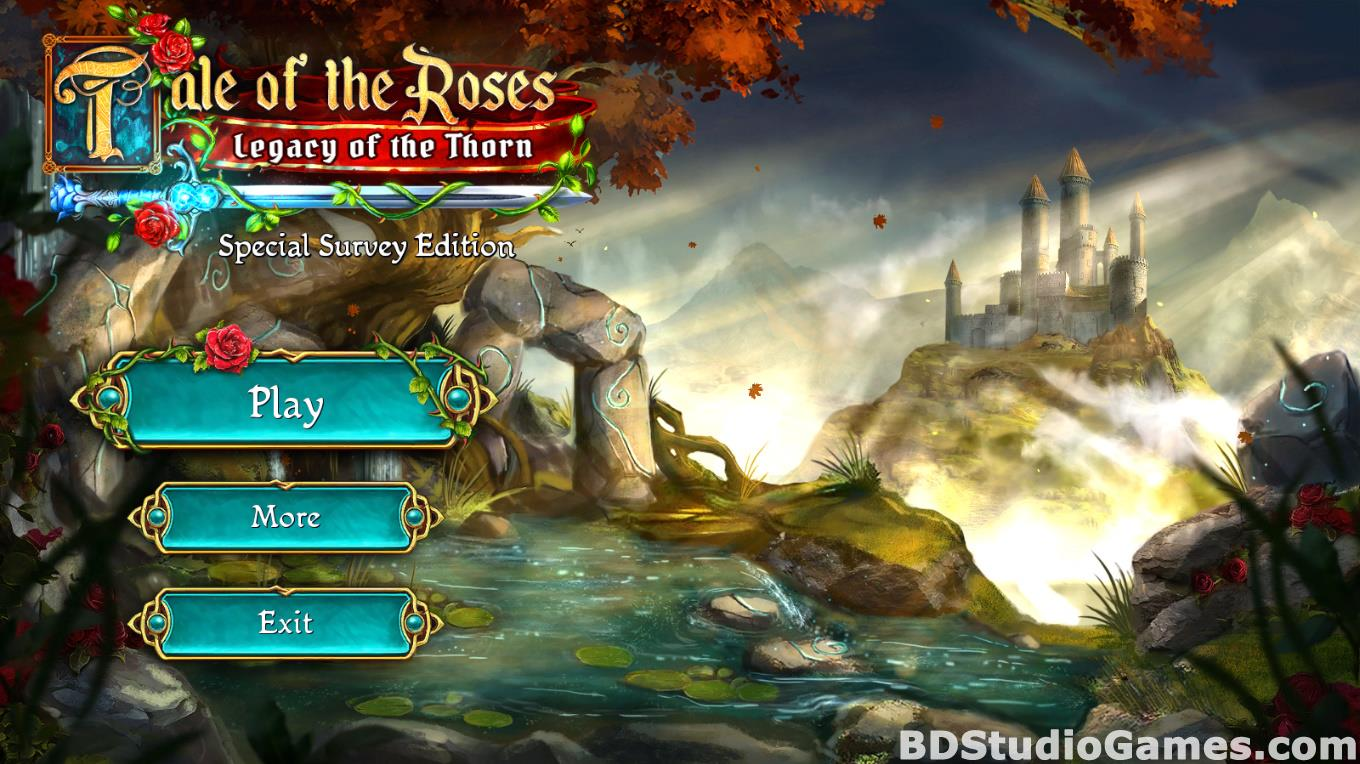 Tale of the Roses: Legacy of the Thorn Collector's Edition Free Download Screenshots 01