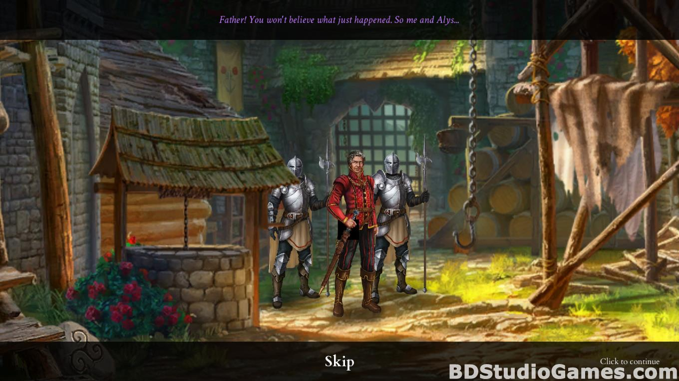 Tale of the Roses: Legacy of the Thorn Collector's Edition Free Download Screenshots 09