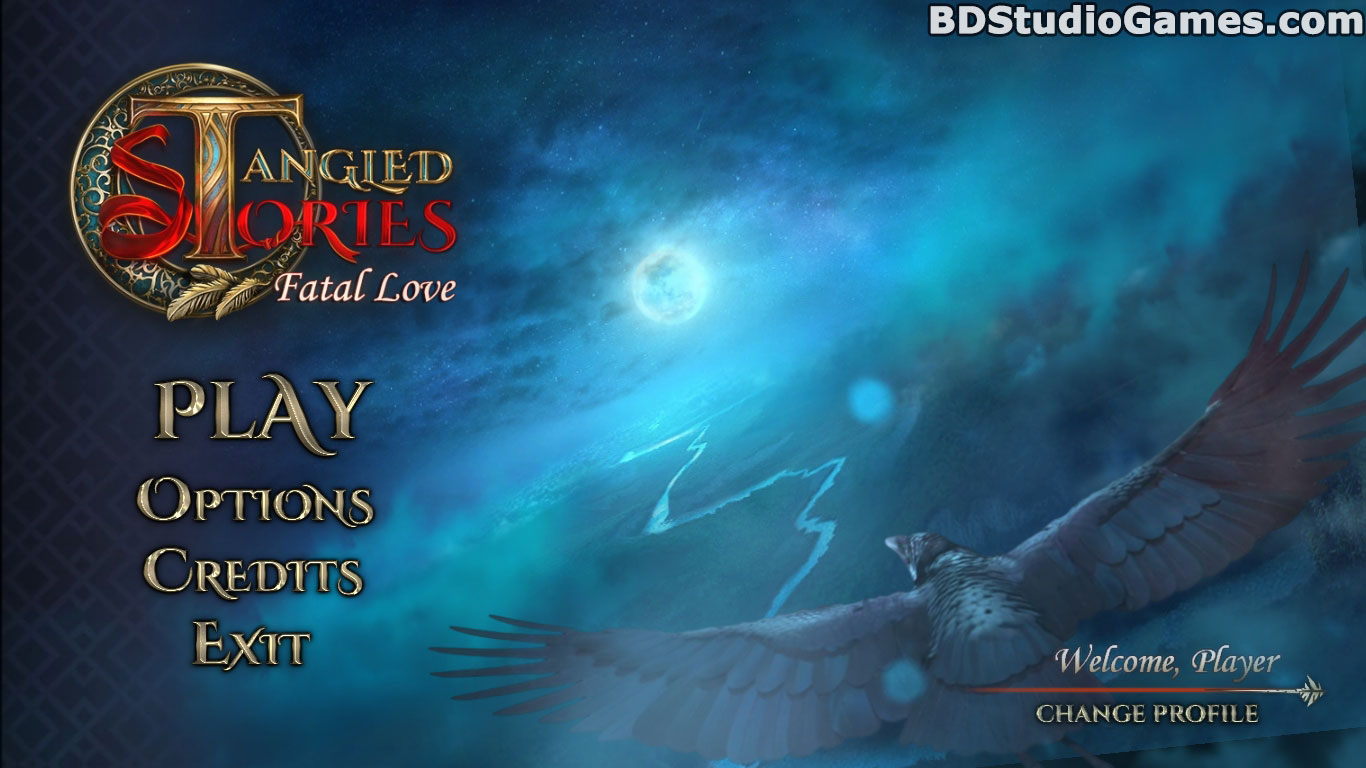 Tangled Stories: Fatal Love Collector's Edition Free Download Screenshots 1