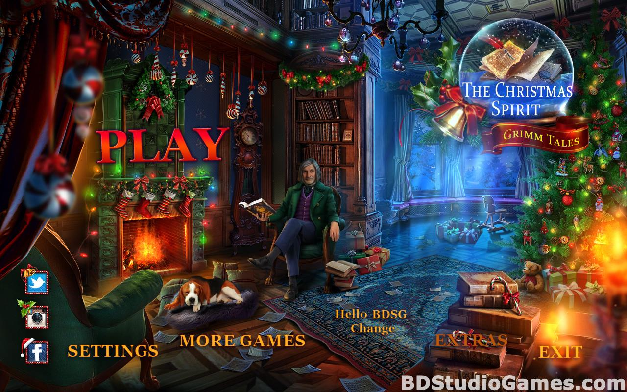 The Christmas Spirit: Grimm Tales Collector's Edition Free Download Screenshots 01
