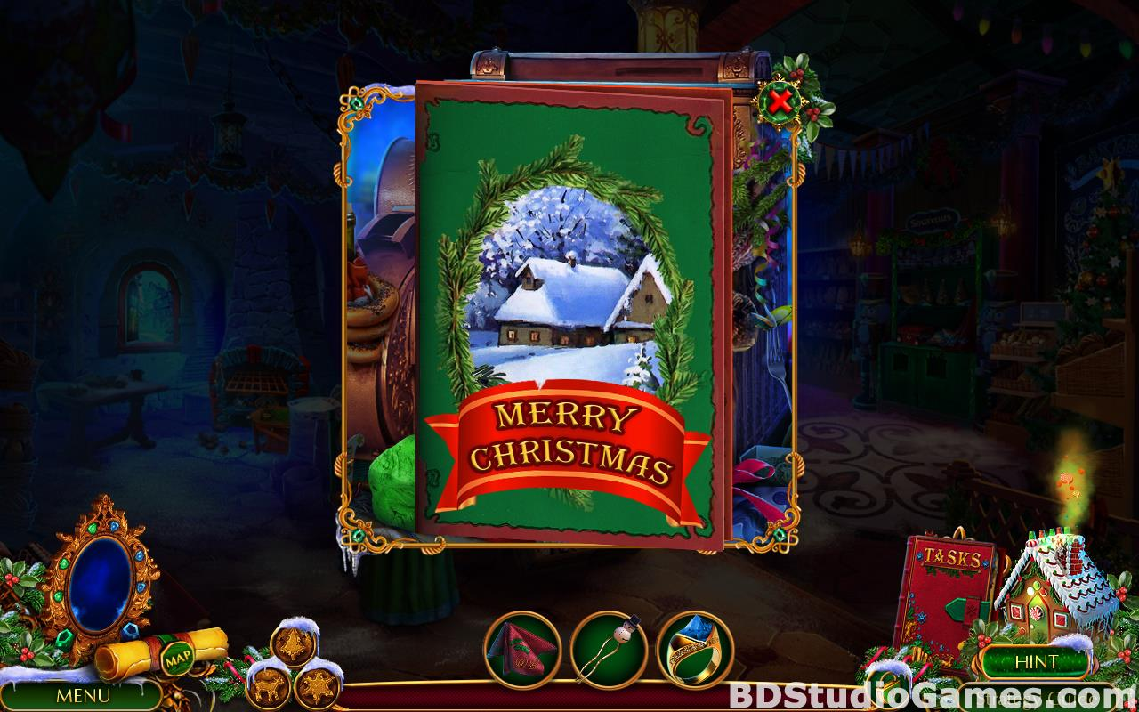 The Christmas Spirit: Grimm Tales Collector's Edition Free Download Screenshots 10
