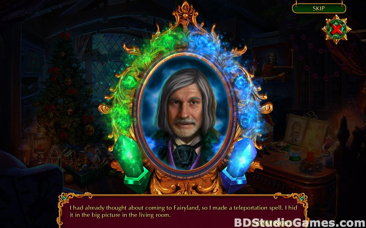The Christmas Spirit: Grimm Tales Collector's Edition Free Download Screenshots 02