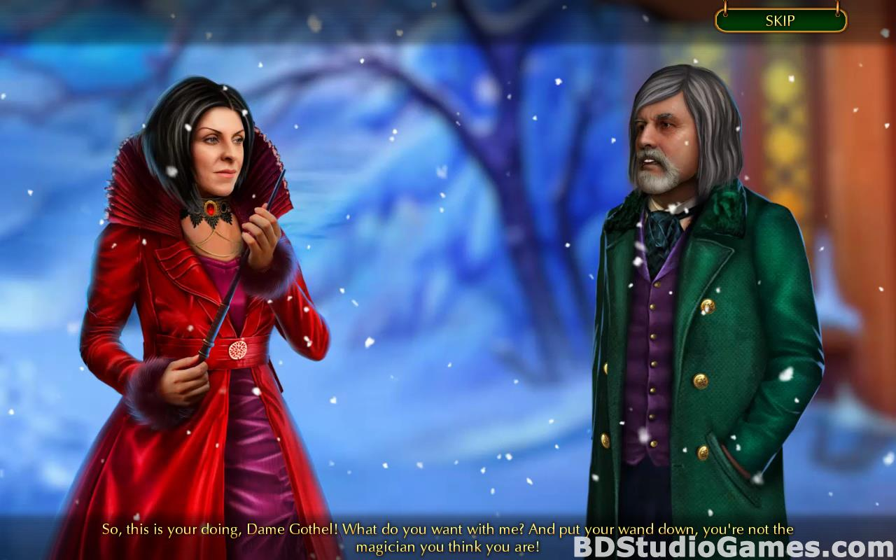 The Christmas Spirit: Grimm Tales Collector's Edition Free Download Screenshots 04