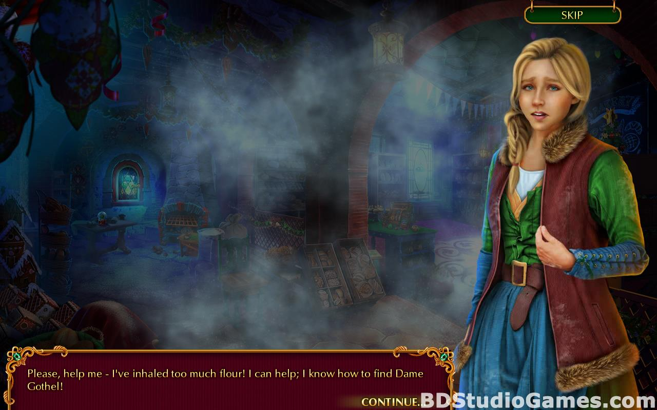 The Christmas Spirit: Grimm Tales Collector's Edition Free Download Screenshots 08