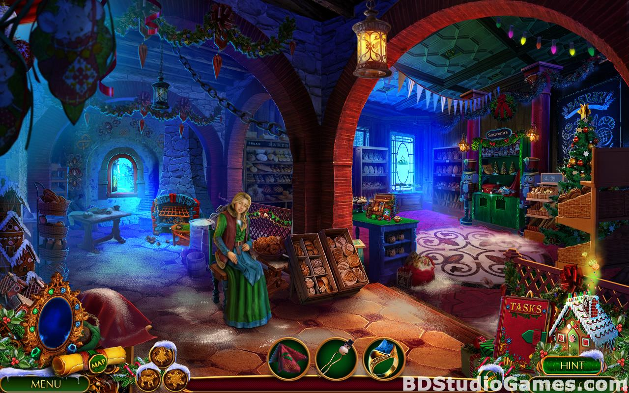 The Christmas Spirit: Grimm Tales Collector's Edition Free Download Screenshots 09