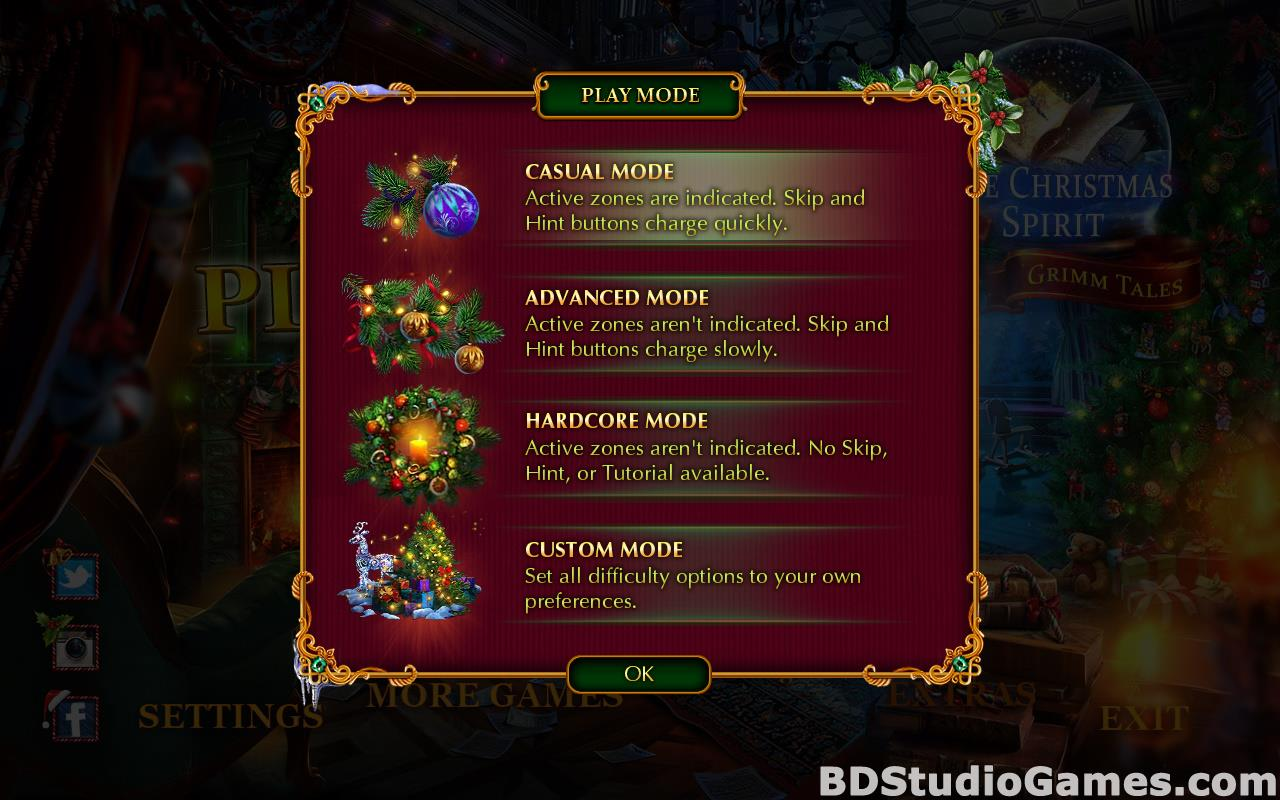 The Christmas Spirit: Grimm Tales Game Download Screenshots 03