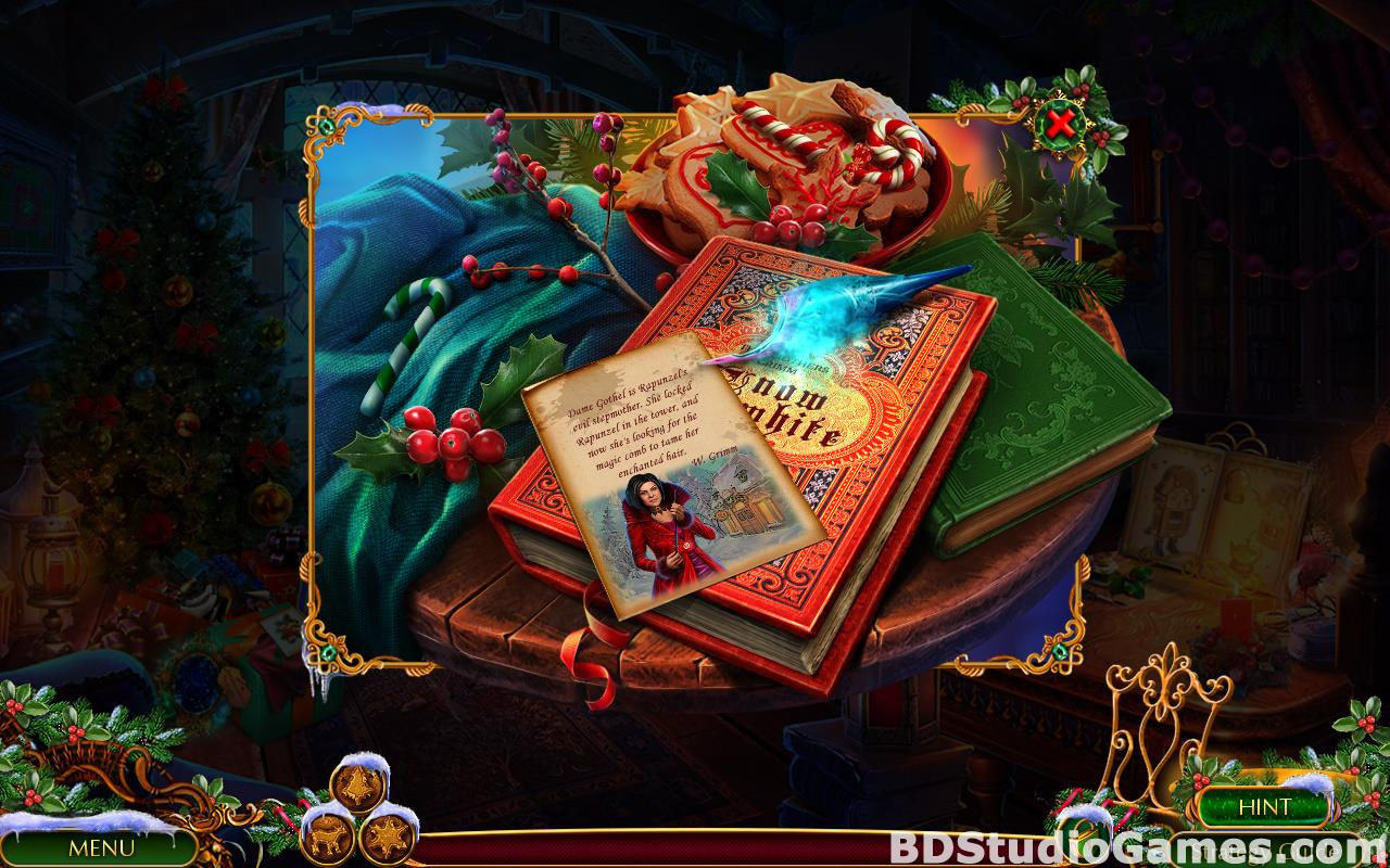 The Christmas Spirit: Grimm Tales Game Download Screenshots 08