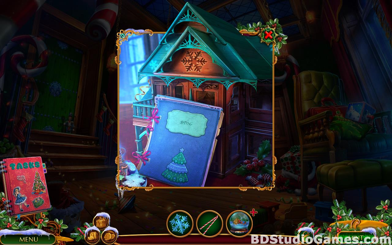 The Christmas Spirit: Journey Before Christmas Collector's Edition Free Download Screenshots 10