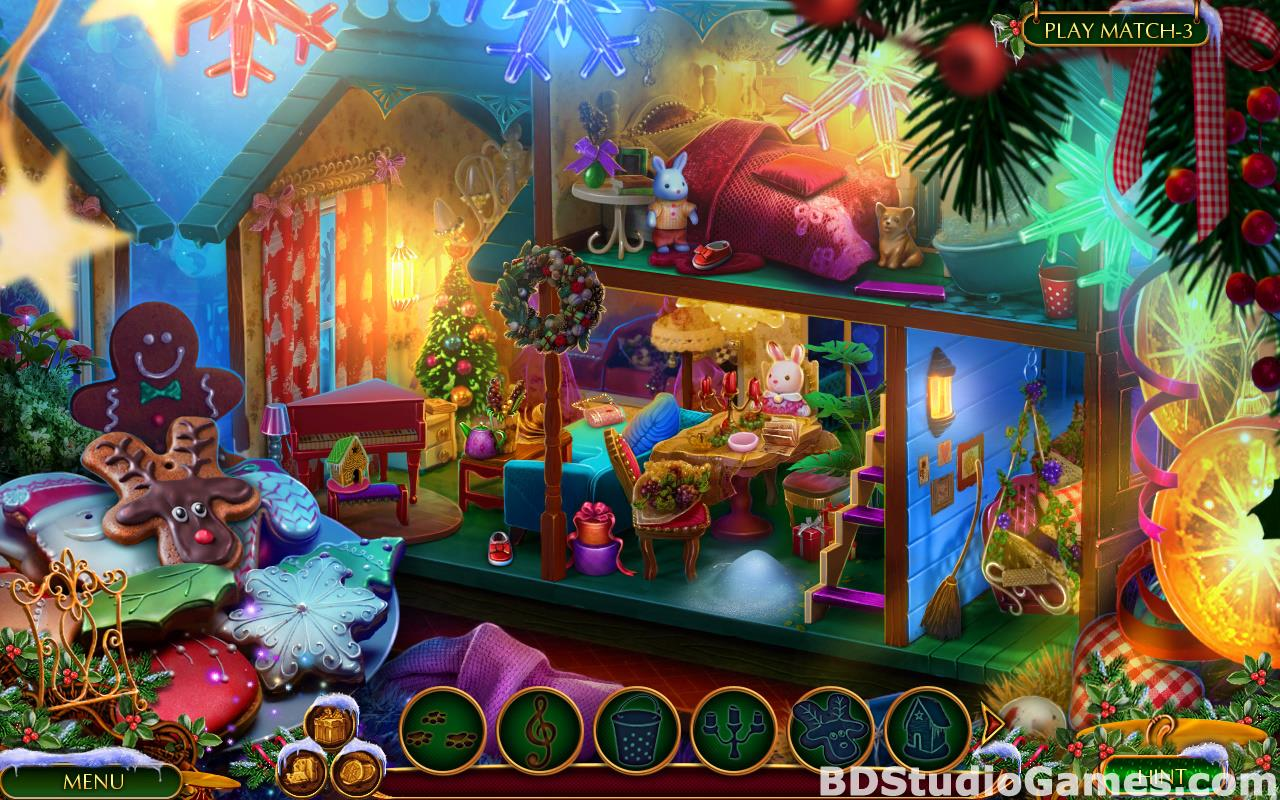 The Christmas Spirit: Journey Before Christmas Collector's Edition Free Download Screenshots 11