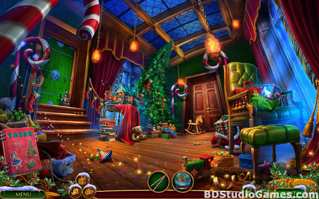 The Christmas Spirit: Journey Before Christmas Collector's Edition Free Download Screenshots 13