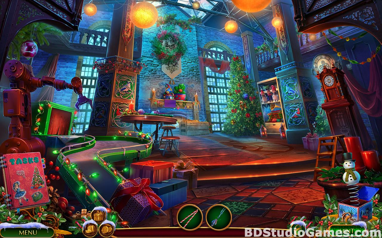 The Christmas Spirit: Journey Before Christmas Collector's Edition Free Download Screenshots 14