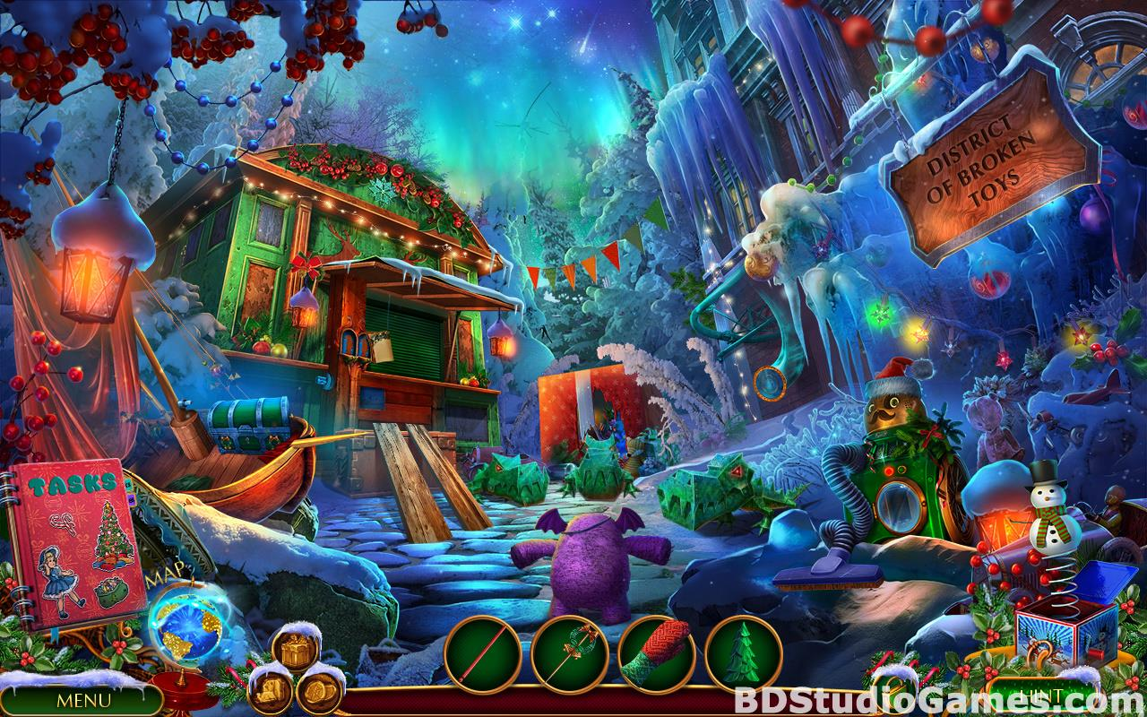 The Christmas Spirit: Journey Before Christmas Collector's Edition Free Download Screenshots 18