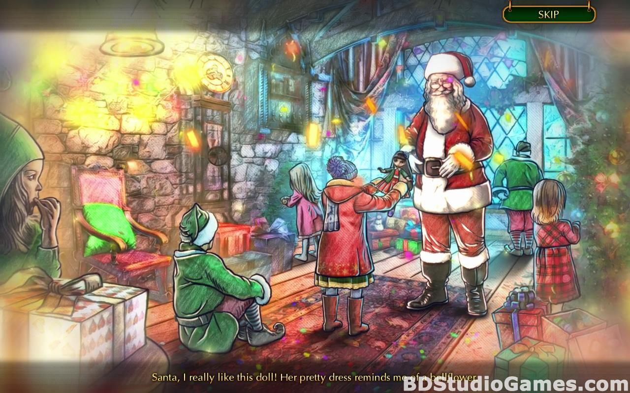The Christmas Spirit: Journey Before Christmas Collector's Edition Free Download Screenshots 02