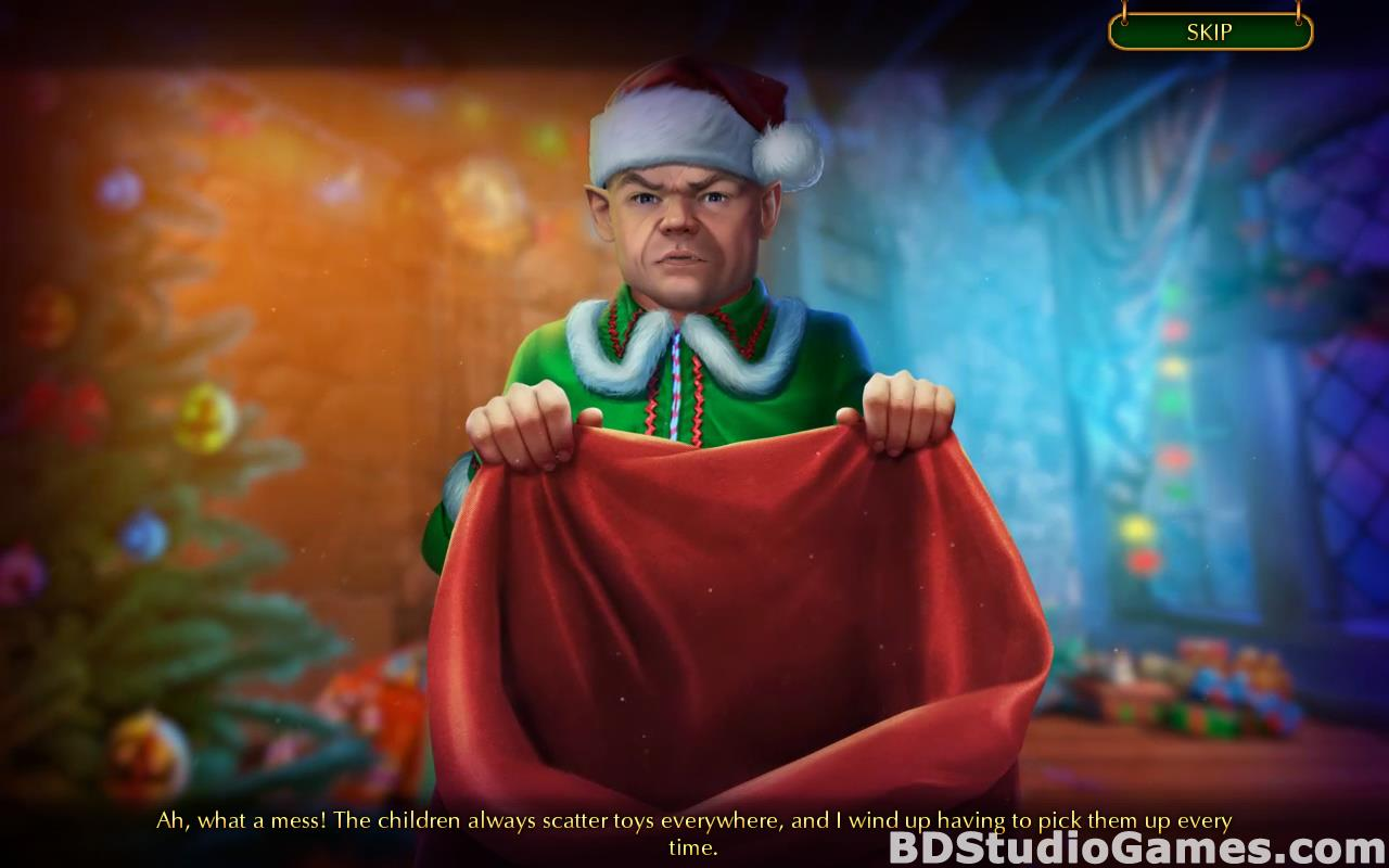The Christmas Spirit: Journey Before Christmas Collector's Edition Free Download Screenshots 07