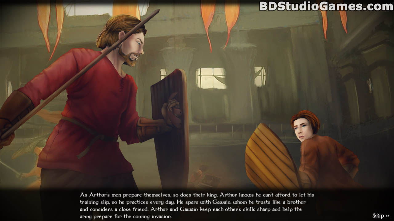 The Chronicles of King Arthur: Episode 2 - Knights of the Round Free Download Screenshots 12