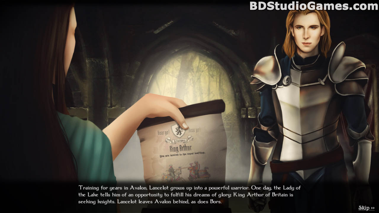 The Chronicles of King Arthur: Episode 2 - Knights of the Round Free Download Screenshots 04