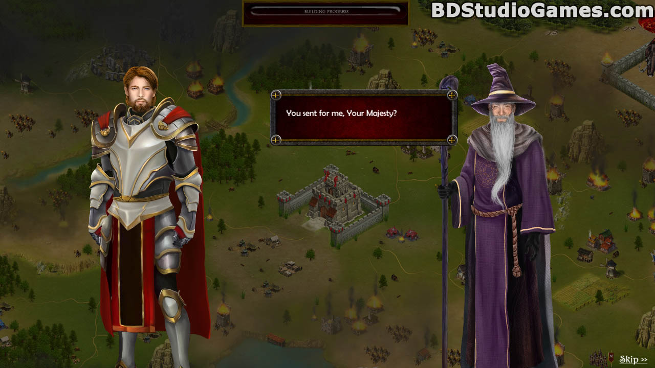 The Chronicles of King Arthur: Episode 2 - Knights of the Round Trial Version Free Download Full Version Buy Now Screenshots 03