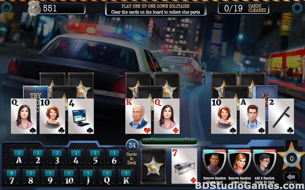 The Deceptive Daggers: Solitaire Murder Mystery Free Download Screenshots 13