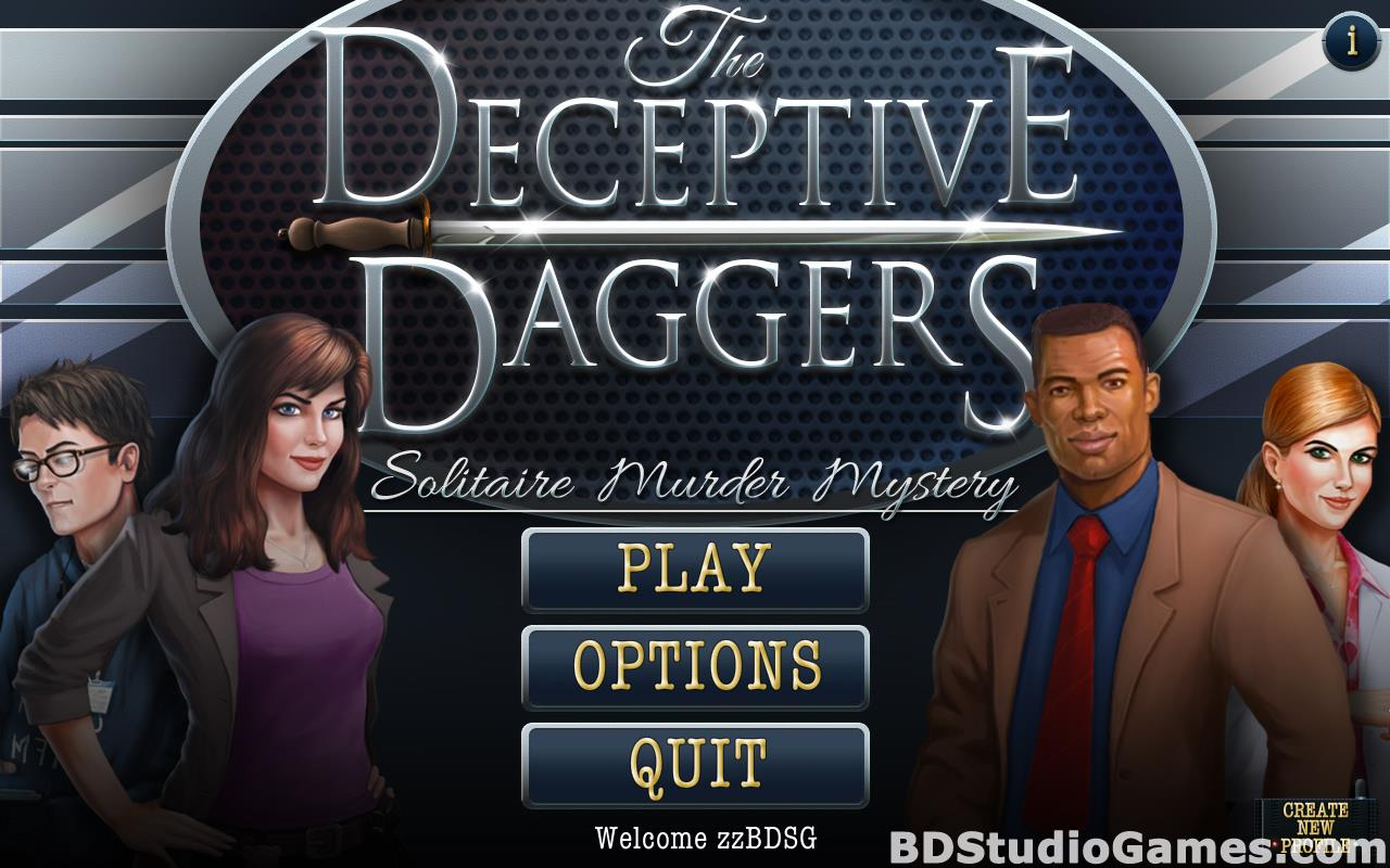 The Deceptive Daggers: Solitaire Murder Mystery Free Download Screenshots 03