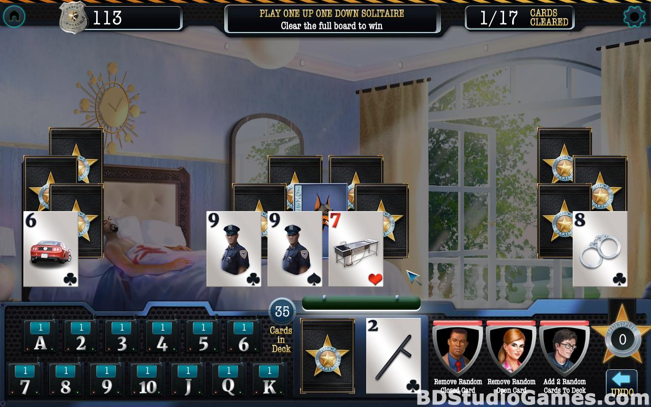 The Deceptive Daggers: Solitaire Murder Mystery Free Download Screenshots 06