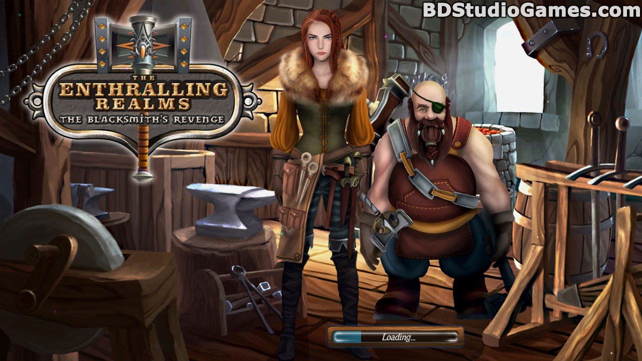 The Enthralling Realms: The Blacksmith's Revenge Free Download Screenshots 1