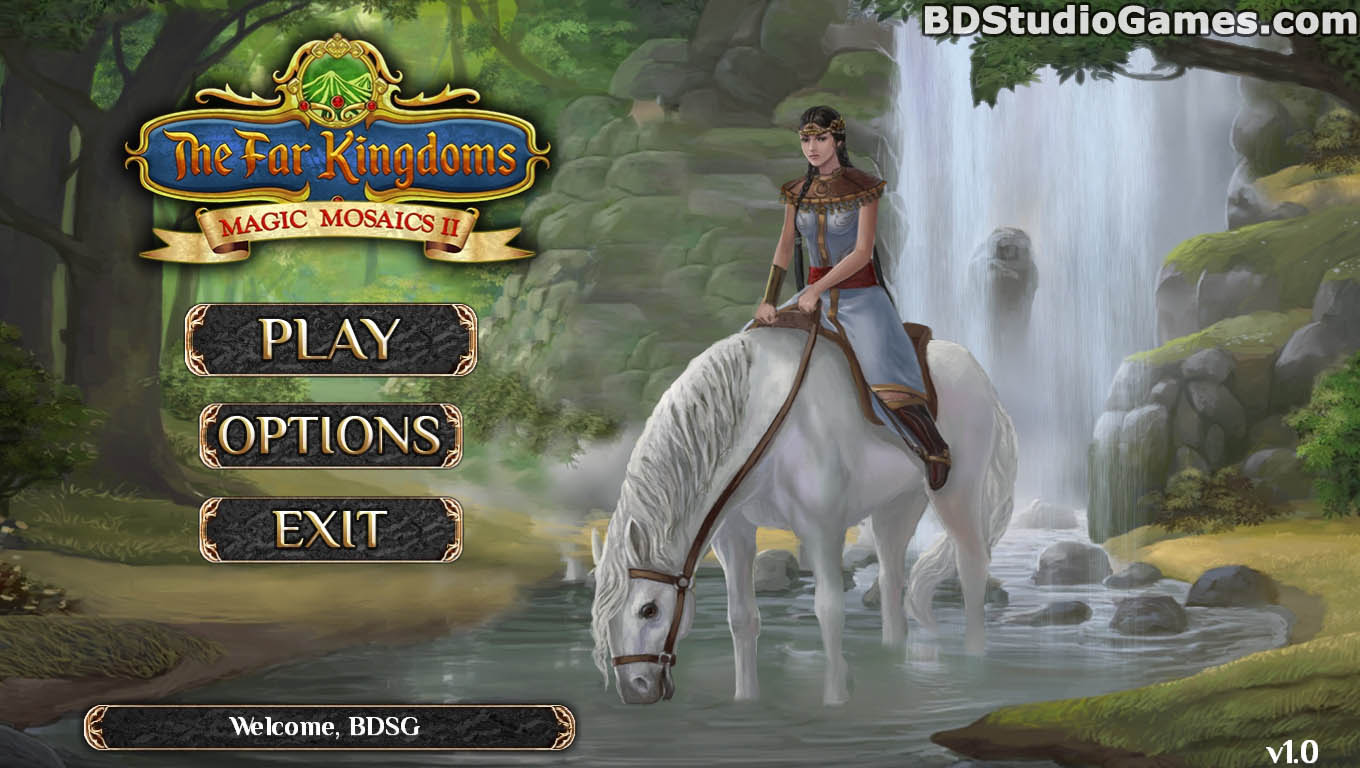 The Far Kingdoms: Magic Mosaics II Game Free Download Screenshots 01