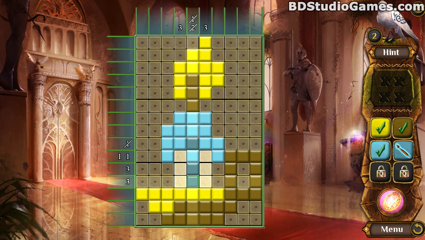 The Far Kingdoms: Magic Mosaics II Game Free Download Screenshots 07