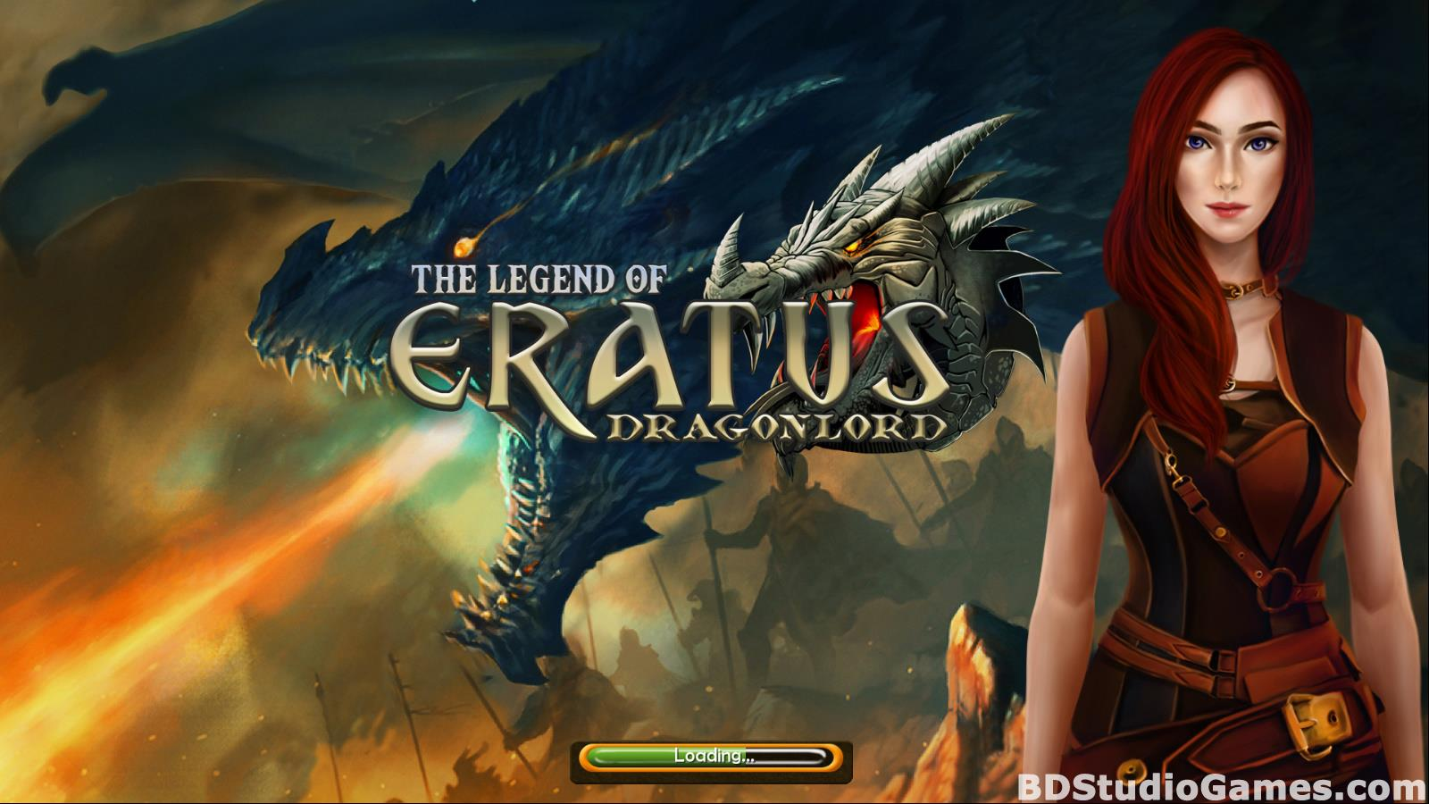 The Legend of Eratus: Dragonlord Game Download Screenshots 01
