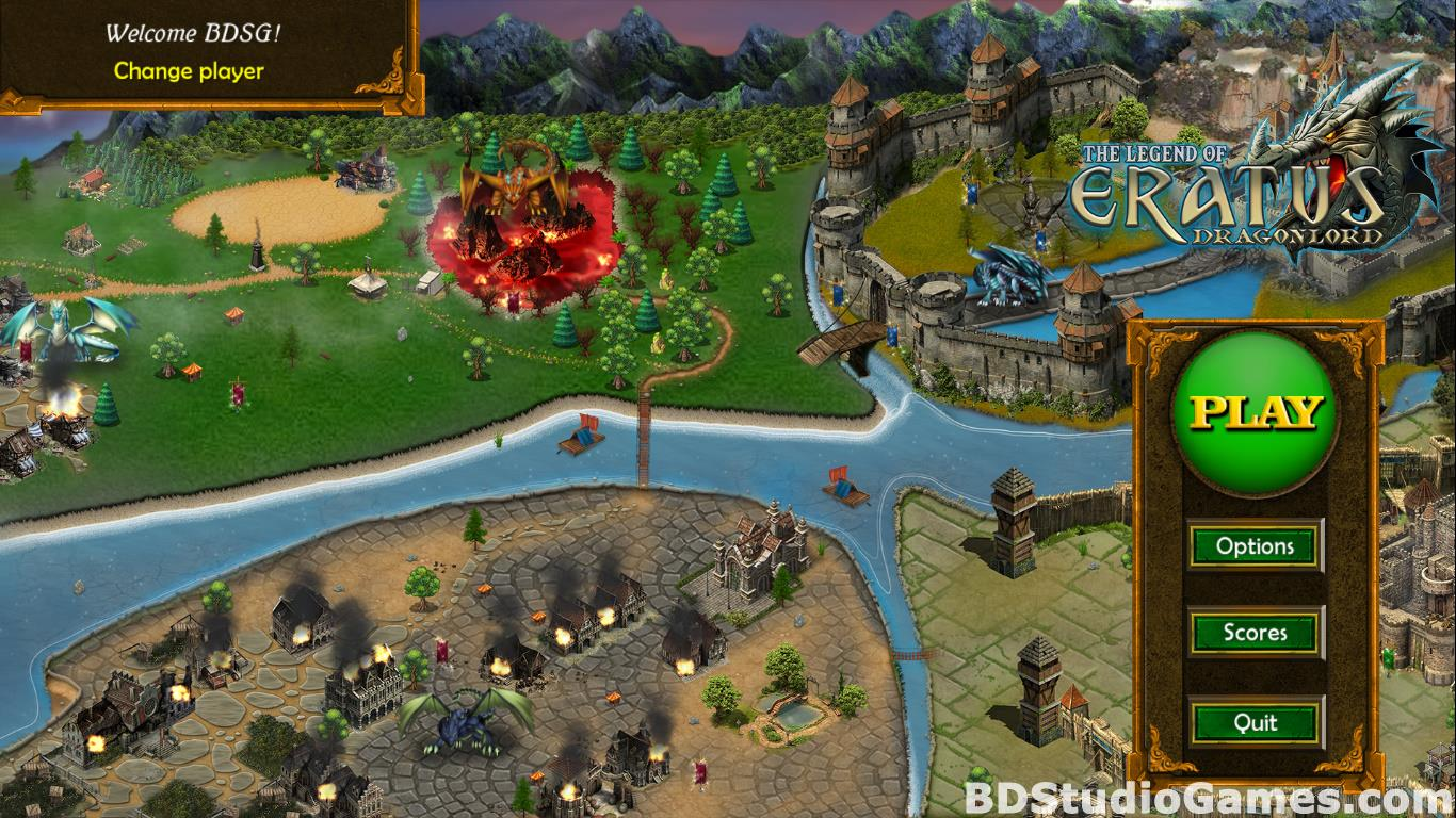 The Legend of Eratus: Dragonlord Game Download Screenshots 02