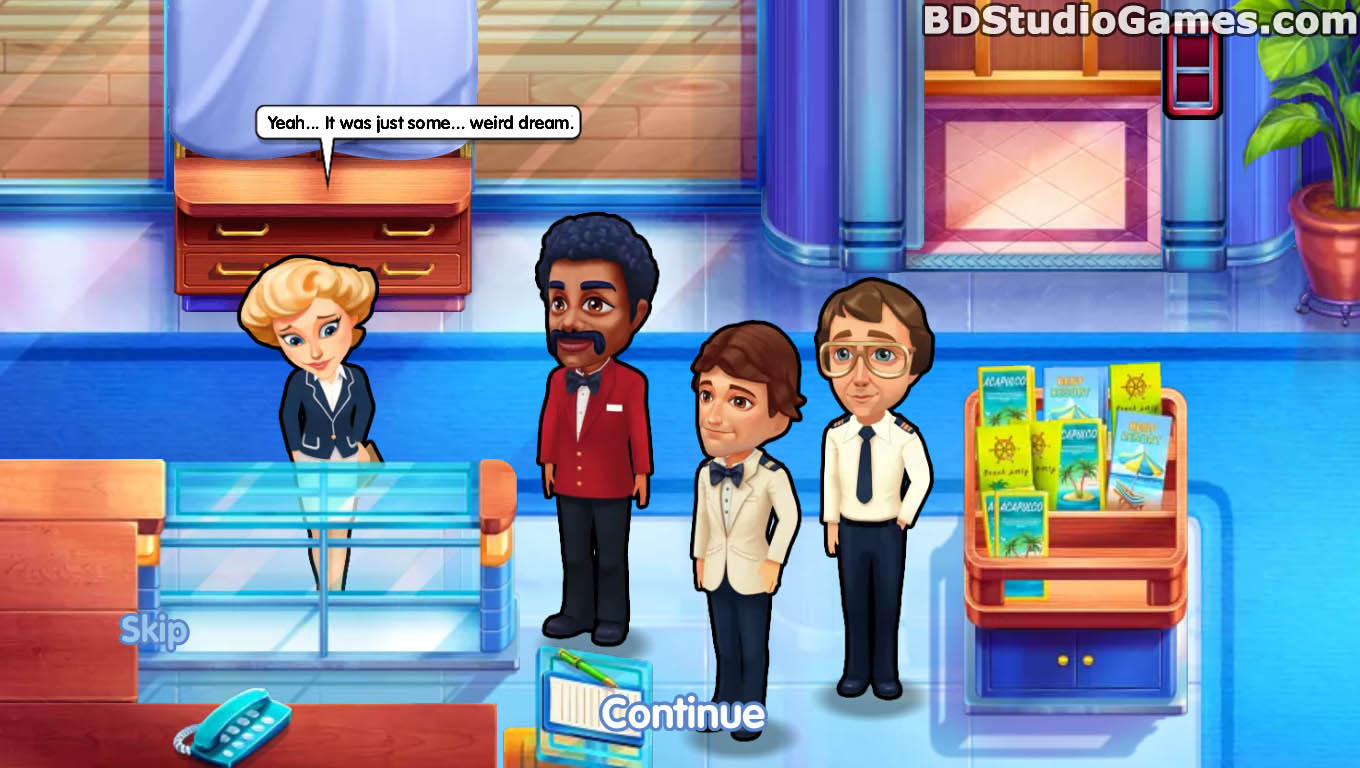 The Love Boat: Second Chances Game Download Screenshots 02