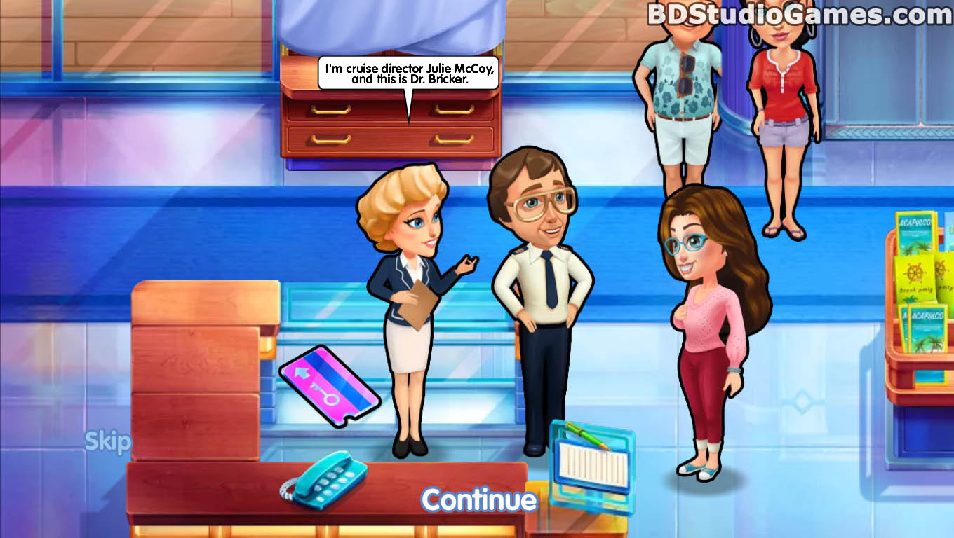 The Love Boat: Second Chances Game Download Screenshots 03