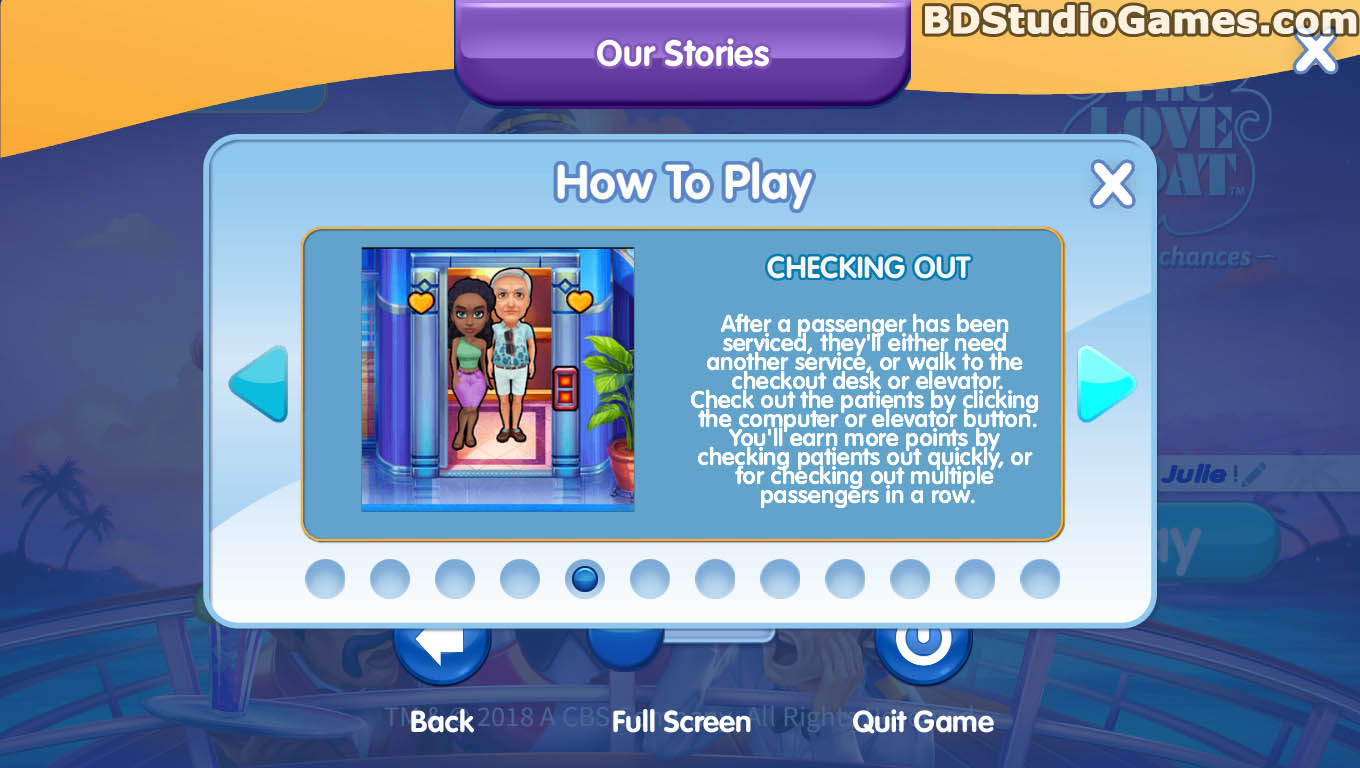 The Love Boat: Second Chances Walkthrough, Guides and Tips Screenshots 05