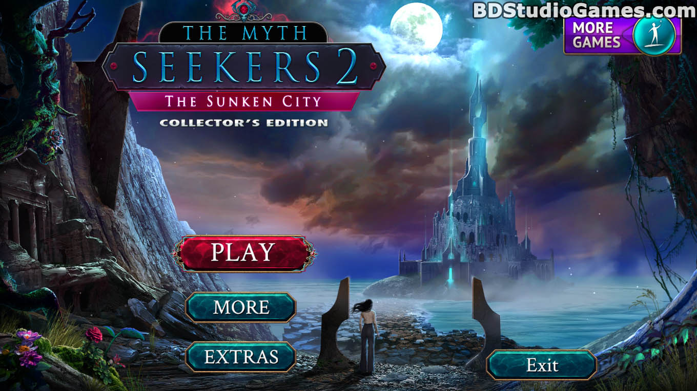 The Myth Seekers 2: The Sunken City Collector's Edition Free Download Screenshots 05
