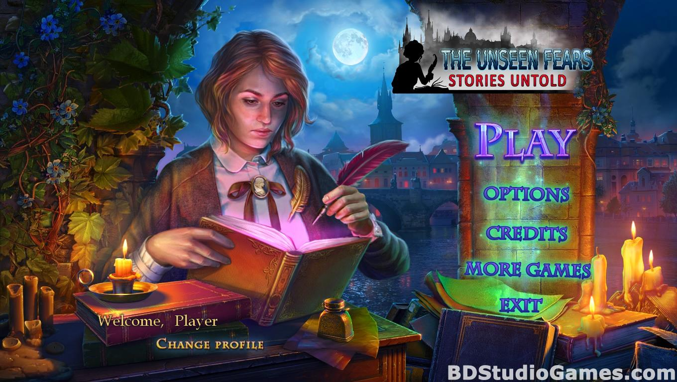 The Unseen Fears: Stories Untold Collector's Edition Free Download Screenshots 01