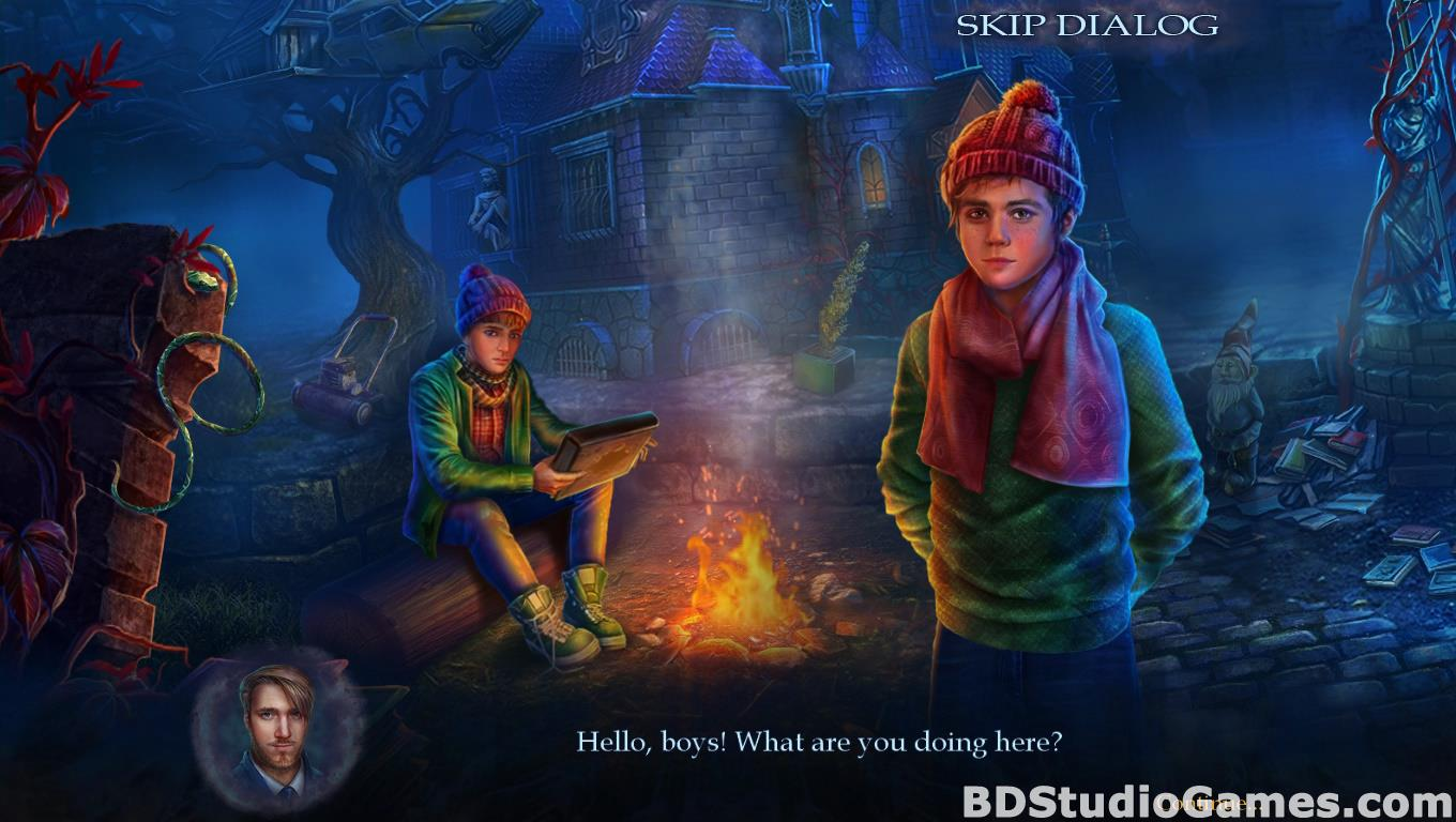 The Unseen Fears: Stories Untold Collector's Edition Free Download Screenshots 07