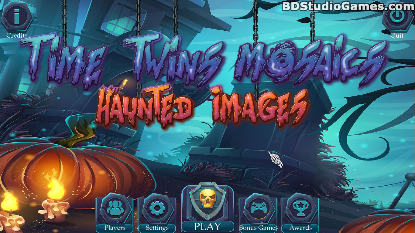 Time Twins Mosaics: Haunted Images Free Download Screenshots 1